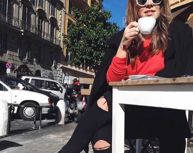 Instagram Diary from Rome