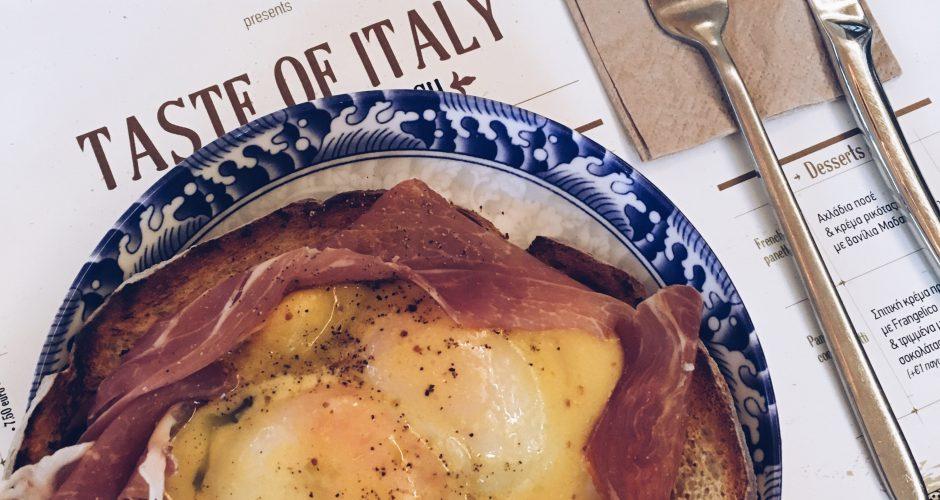 Taste of Italy at Odori vermuteria