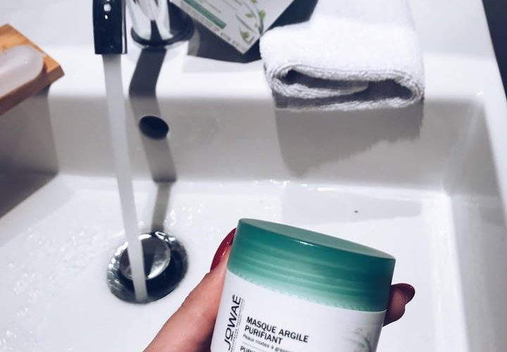 My skincare routine with JOWAE