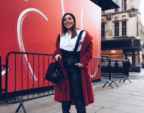 My London Fashion Week Experience