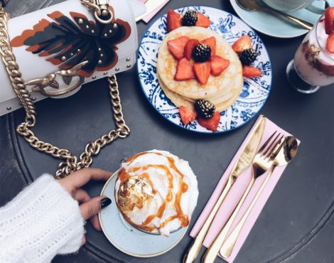 Breakfast at Saint Aymes